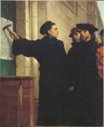 95 tesi di Martin Lutero